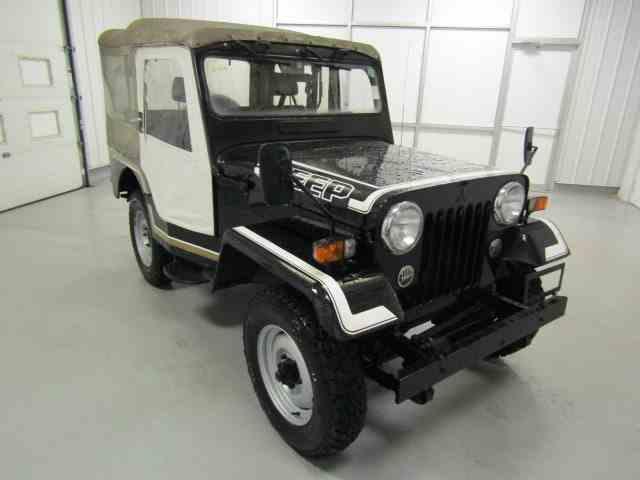 1991 Mitsubishi Jeep | 1009755
