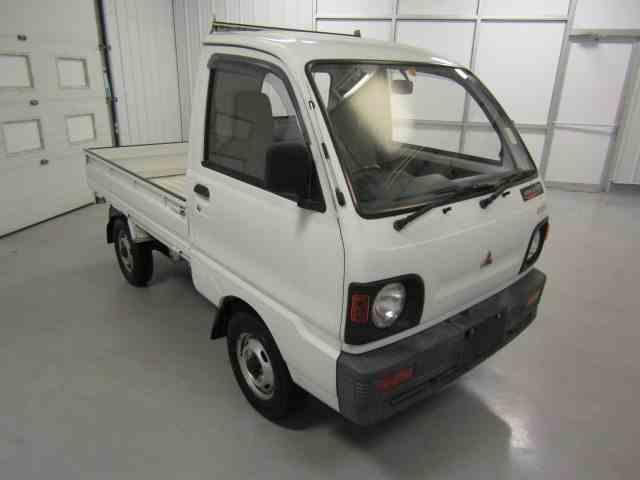 1991 Mitsubishi MiniCab   1009758