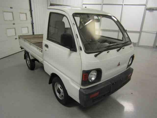 1992 Mitsubishi MiniCab   1009761