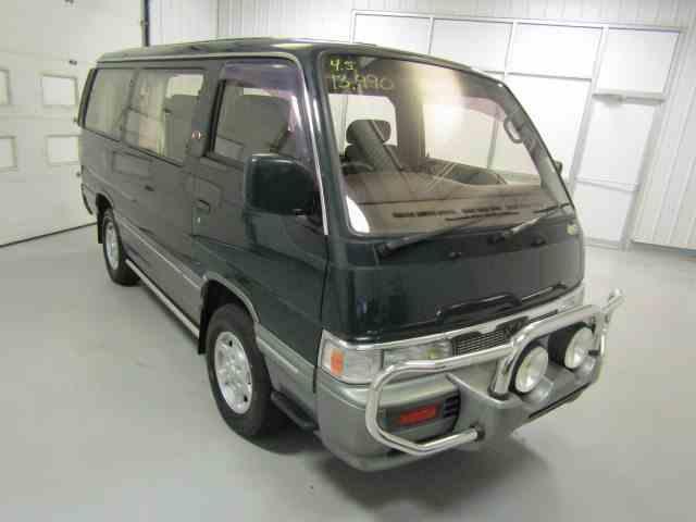 1992 Nissan Caravan | 1009773