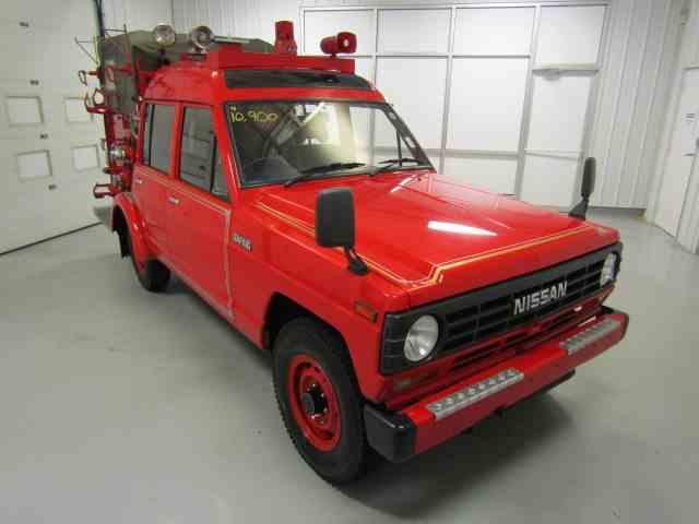 1986 Nissan Safari | 1009783