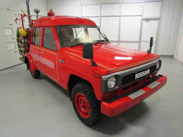 1991 Nissan Safari | 1009784
