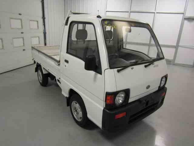 1991 Subaru Sambar | 1009787