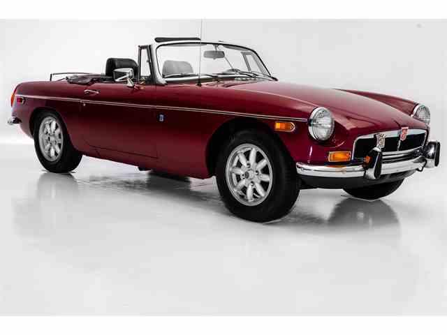 1974 MG MGB | 1000979