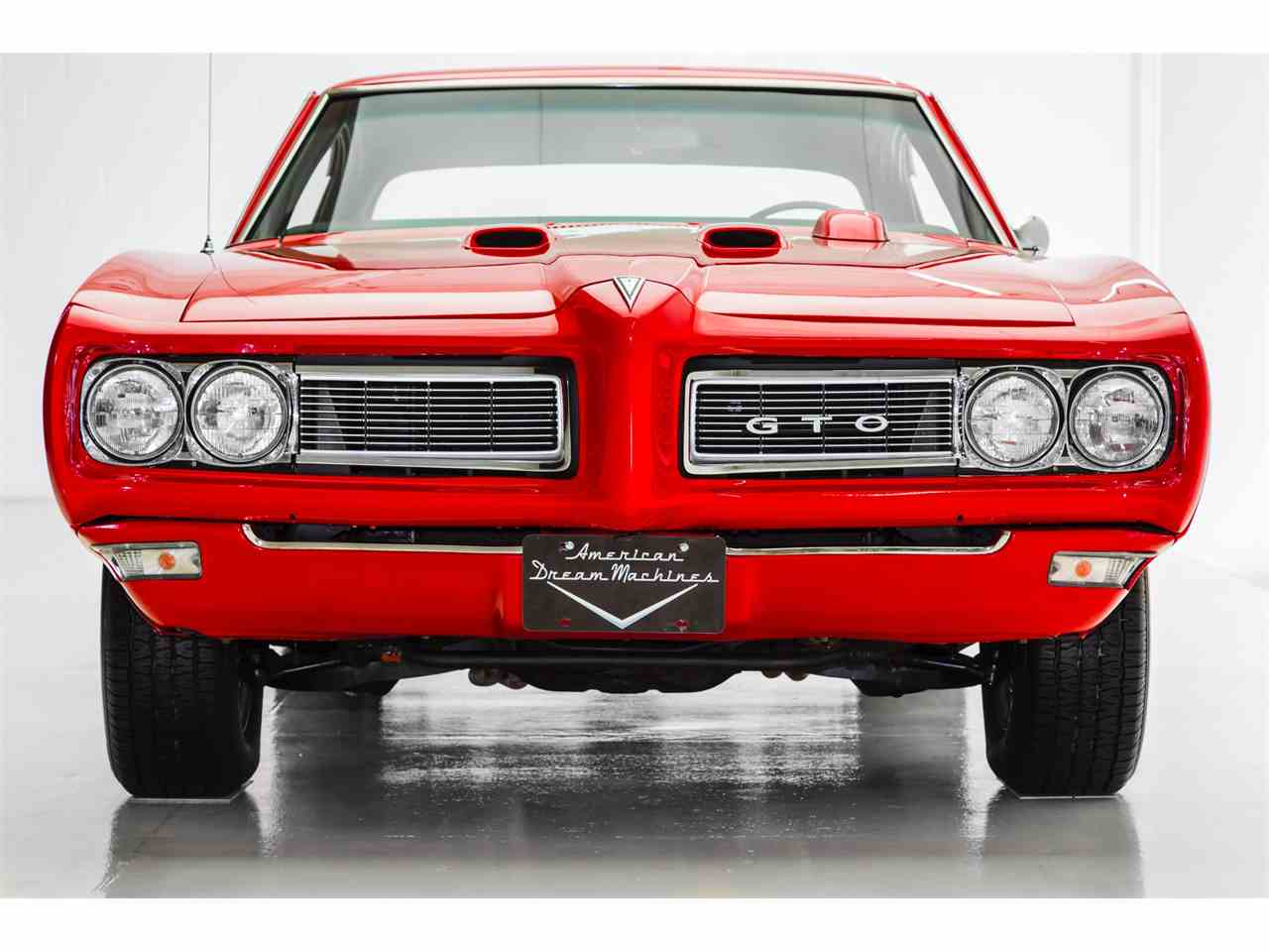 1968 pontiac gto for sale classiccars cc 1000981 large picture of 68 gto lgd1 sciox Image collections