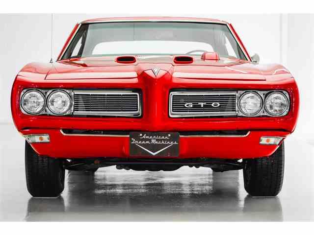 1968 Pontiac GTO | 1000981