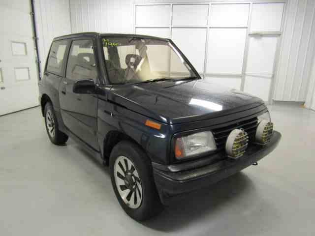 1992 Suzuki Escudo | 1009831
