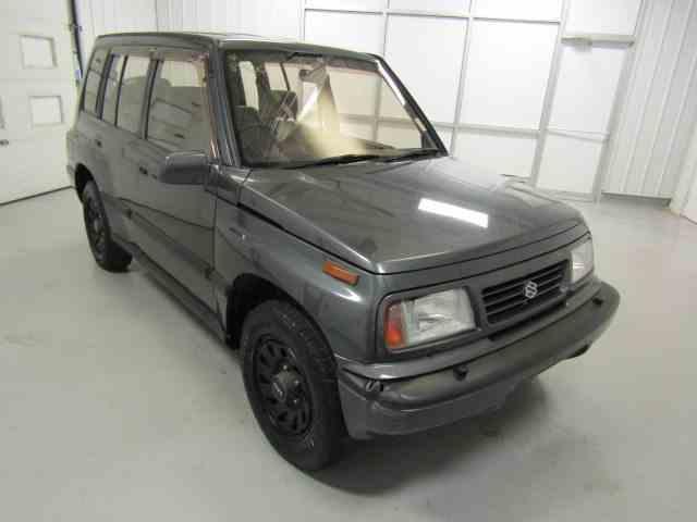 1991 Suzuki Escudo | 1009832