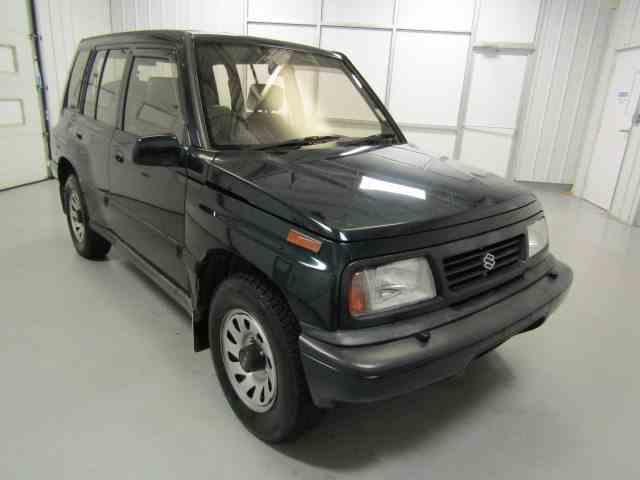 1992 Suzuki Escudo | 1009833