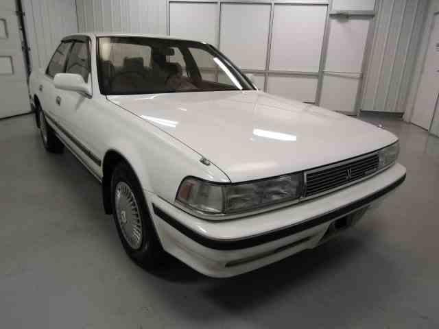 1990 Toyota Cresta   1009844