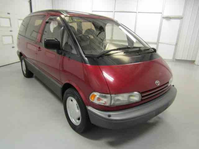 1992 Toyota Estima   1009845
