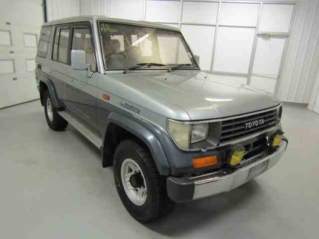 1992 Toyota Land Cruiser Prado | 1009849