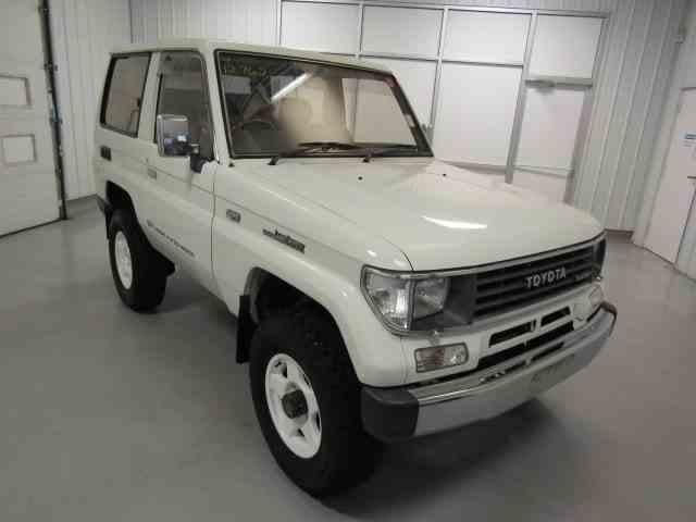 1991 Toyota Land Cruiser Prado   1009850
