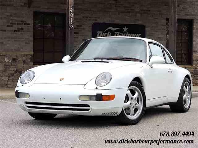 1995 Porsche 911 Carrera | 1009866