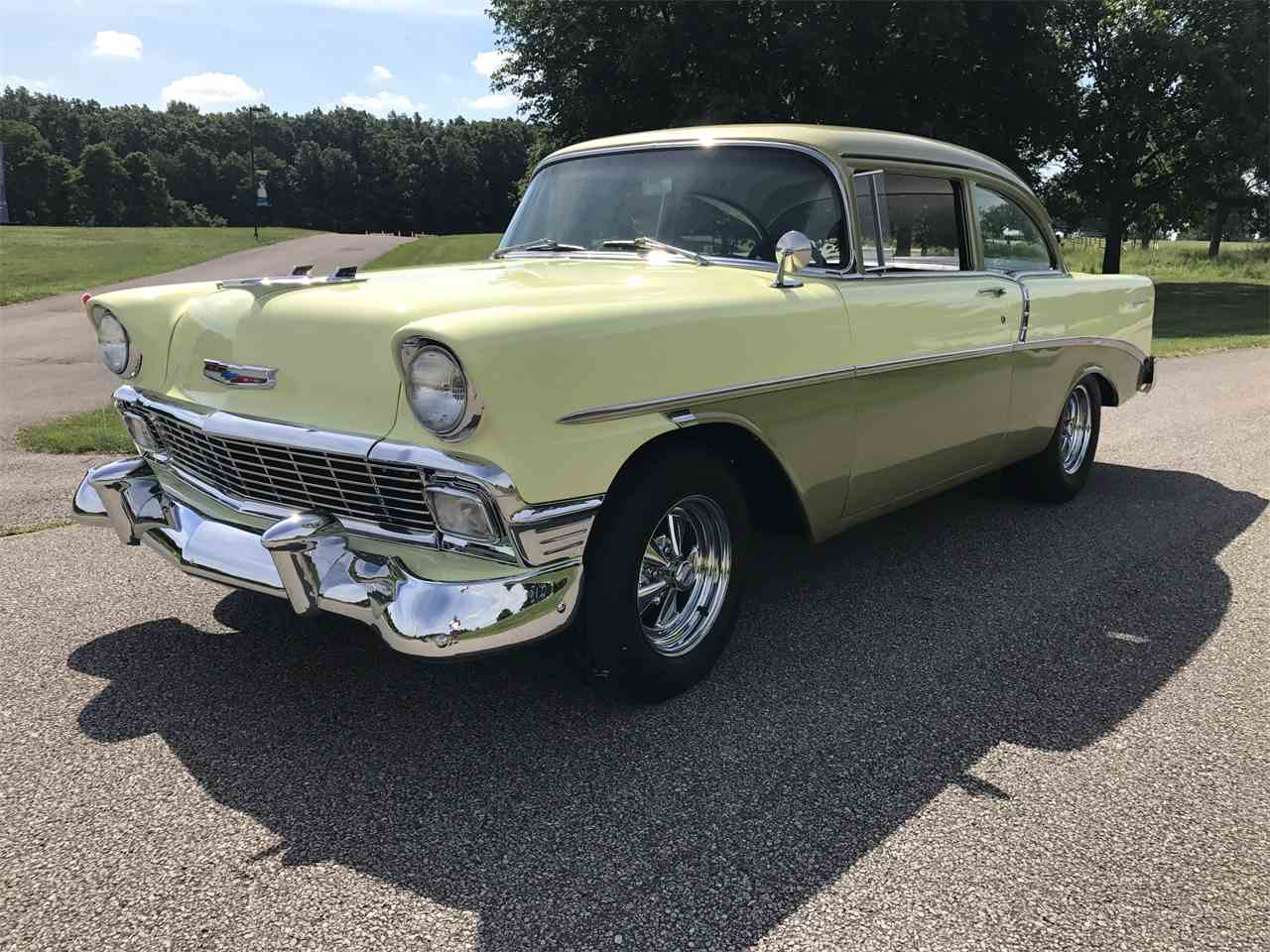 1956 chevrolet bel air for sale on classiccars com 74 - 1956 Chevrolet Del Ray For Sale Cc 1009867