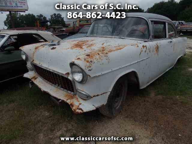 1955 Chevrolet Bel Air | 1009874