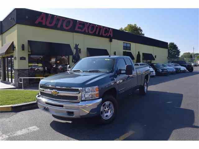 2012 Chevrolet Silverado | 1009883