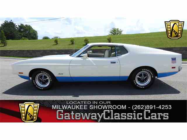 1972 Ford Mustang | 1009884