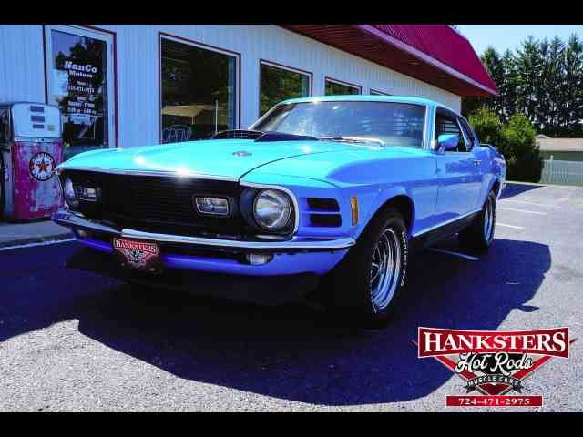 1970 Ford Mustang | 1009887