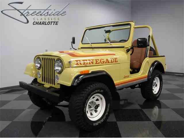 1981 Jeep CJ5 | 1009891