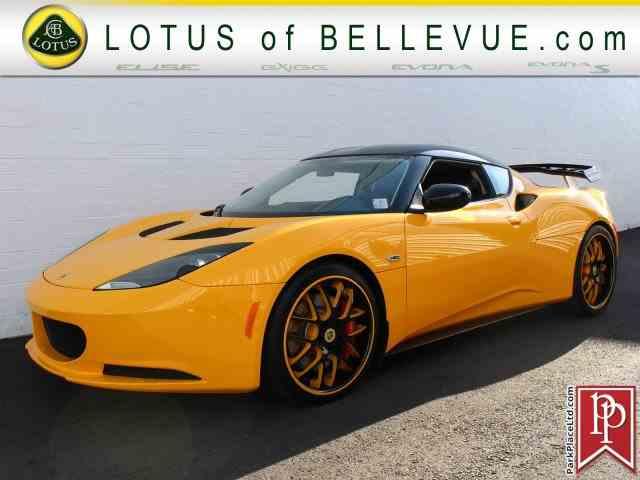 2012 Lotus Evora | 1009895