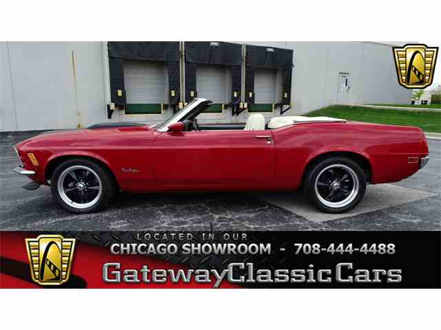 1970 Ford Mustang | 1009897