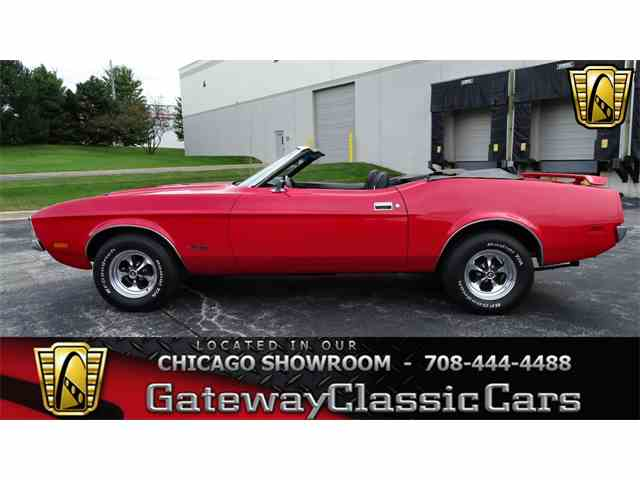 1971 Ford Mustang | 1009898