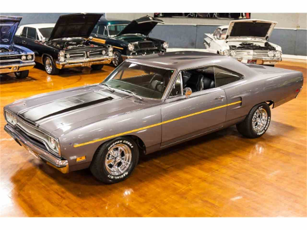1970 plymouth road runner for sale cc 1009901. Black Bedroom Furniture Sets. Home Design Ideas