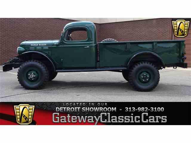 1946 Dodge Power Wagon | 1009902