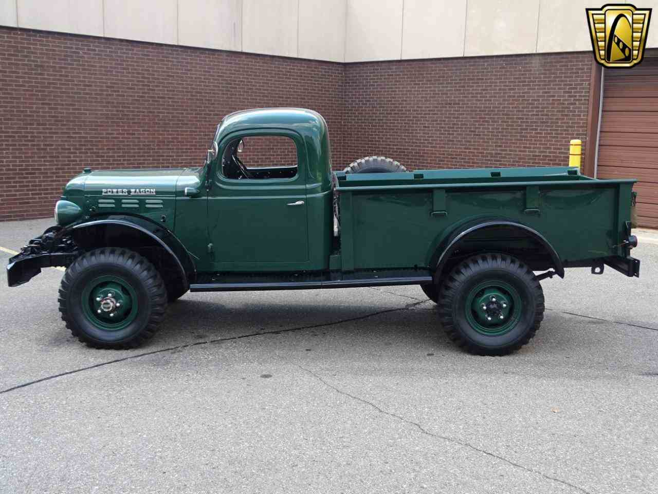 Cars Under 5000 >> 1946 Dodge Power Wagon for Sale | ClassicCars.com | CC-1009902