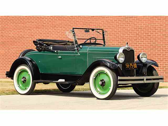 1928 Chevrolet National AB Roadster | 1009903