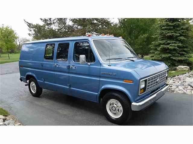 1985 Ford Econoline E-150 | 1009907