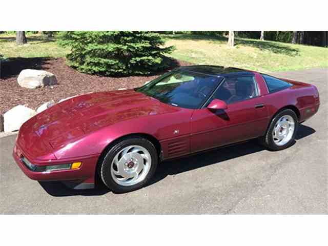 1993 Chevrolet 40th Anniversary Corvette | 1009911