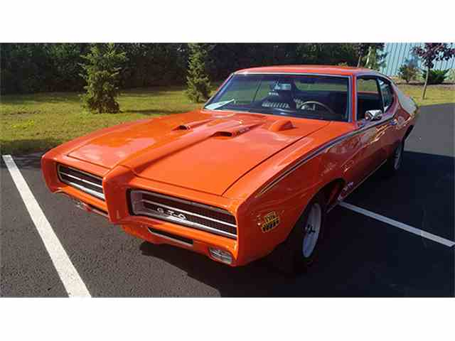 1969 Pontiac GTO Judge Ram Air III | 1009912