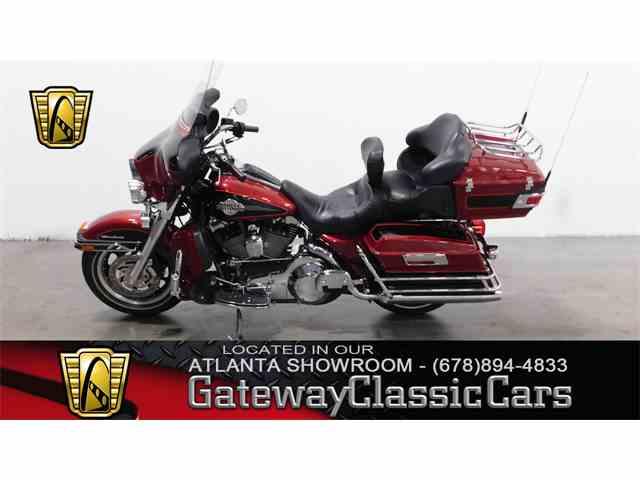2006 Harley-Davidson FLHTCU | 1009915