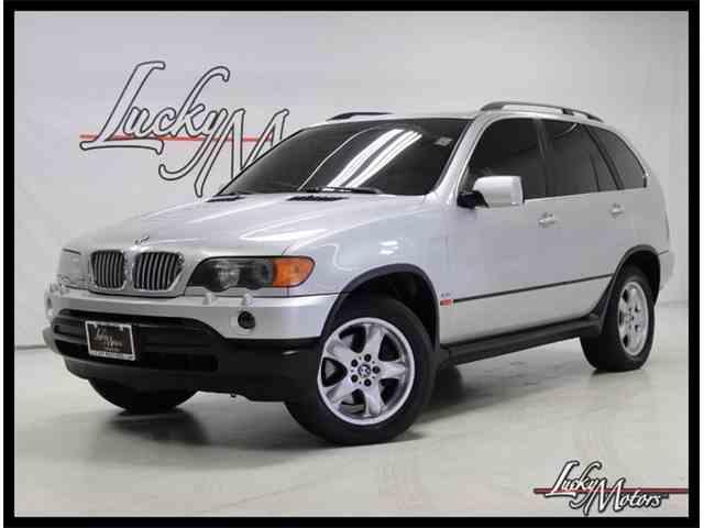2002 BMW X5 | 1009918