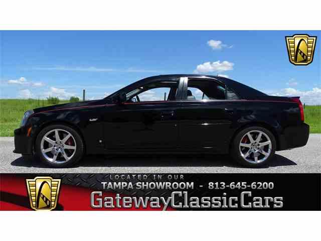 2007 Cadillac CTS | 1009923