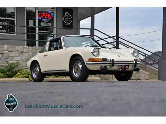 1969 Porsche 912 | 1009925
