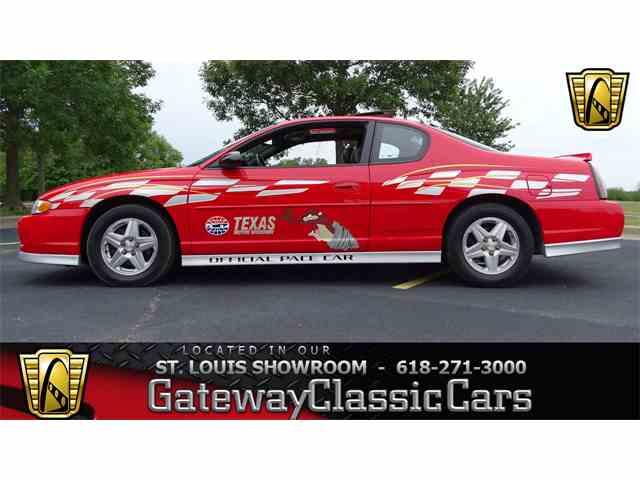 2001 Chevrolet Monte Carlo | 1009927