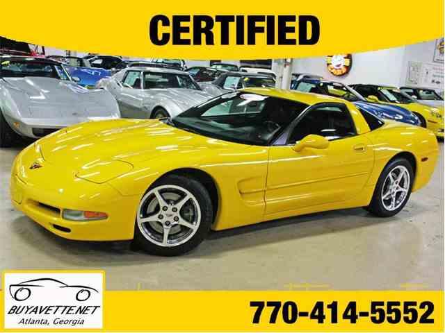 2001 Chevrolet Corvette | 1009929