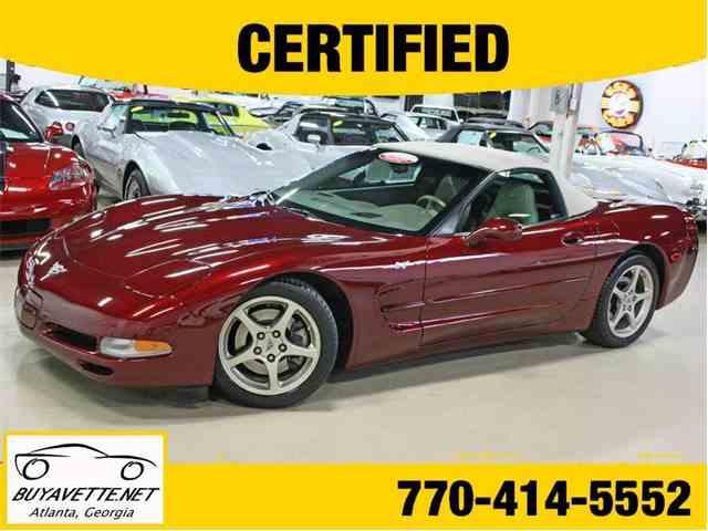 2003 Chevrolet Corvette | 1009932