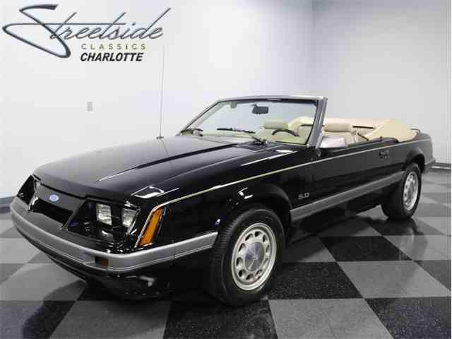 1986 Ford Mustang | 1009940