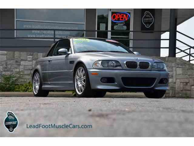 2004 BMW M3 | 1009943
