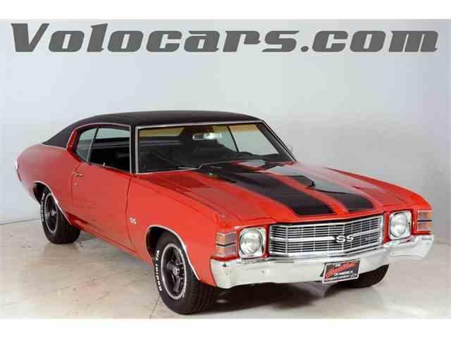 1971 Chevrolet Chevelle SS | 1009944