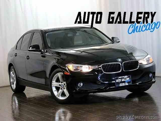2014 BMW 3 Series   1009948