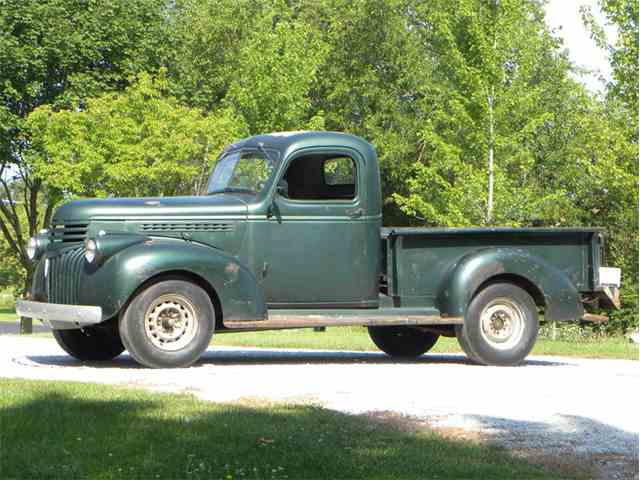 1945 Chevrolet 1/2 Ton Pickup Truck | 1009963