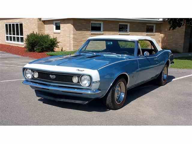1967 Chevrolet Camaro SS | 1009964