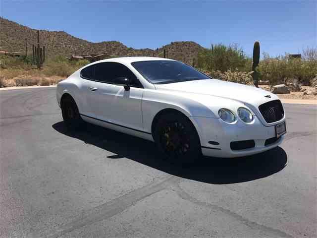 2005 Bentley Continental | 1009973