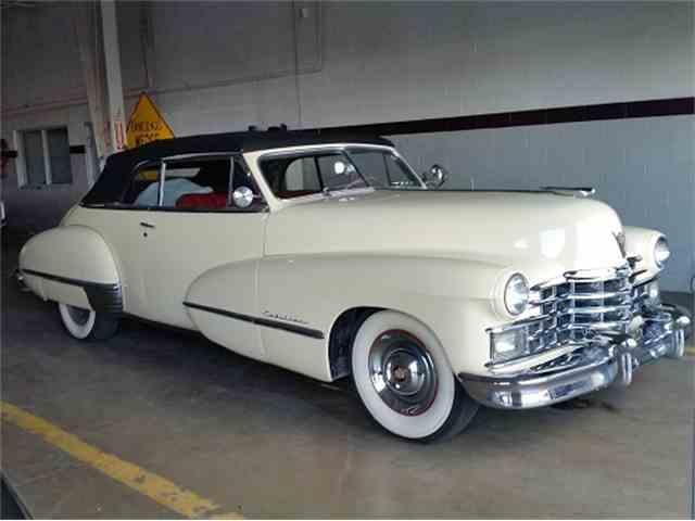 1947 Cadillac Series 62 | 1009979