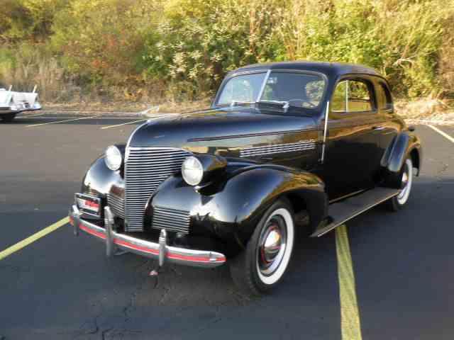 1939 Chevrolet Master | 1009981